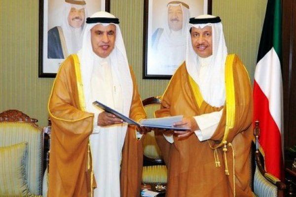 سمو رئيس مجلس الوزراء الشيخ/ جابر المبارك يستقبل رئيس الجهاز المركزي لمعالجة أوضاع المقيمين بصورة غير قانونية